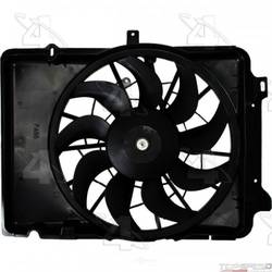 Radiator Fan Motor Assembly