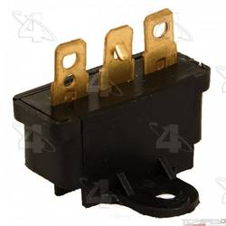 Thermal Limiter Fuse Switch