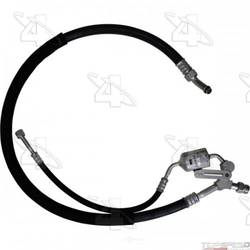 Discharge & Suction Line Hose Assembly