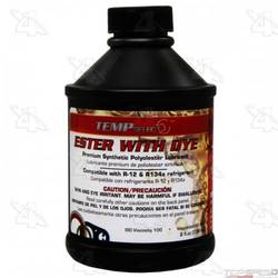 8 oz. Bottle Ester 100 Oil with Dye