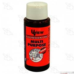 1 oz. Bottle Fuel, PwrSteering, Engine Oil, Tran Oil Fluorescent Dye