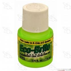 .25 oz. Bottle R12,R134a Fluorescent Dye