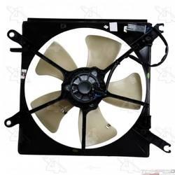 Radiator Fan Motor Assembly