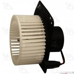 Flanged Vented CW Blower Motor with Wheel