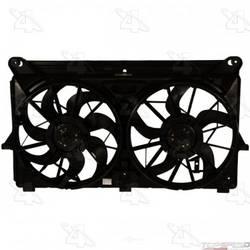 Radiator / Condenser Fan Motor Assembly