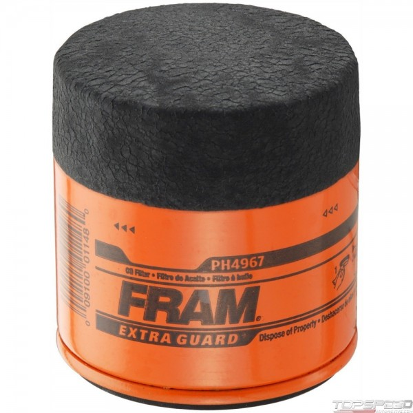 FRAM Extra Guard Oil Filter (Spin-On)
