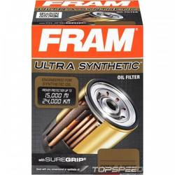 FRAM Ultra Synthetic Oil Filter(Spin On)