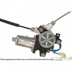 Power Window Motor and Regulator Assembly (Remanufactured)