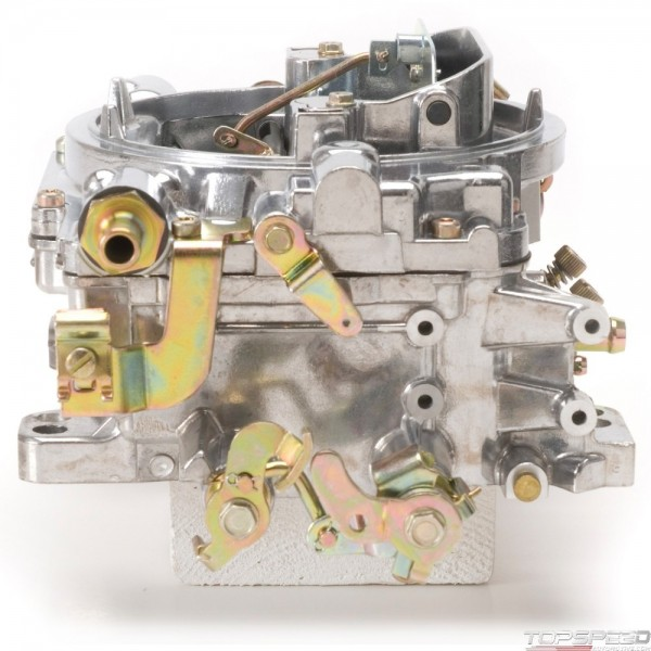 CARB PERF 600 CFM MANUAL SATIN