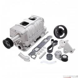 SC TVS2300 SBC NON-INTERCOOLED DUAL CARB NAT. FINISH