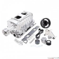 SC TVS2300 SBC NON INTERCOOLED DUAL CARB POLISHED