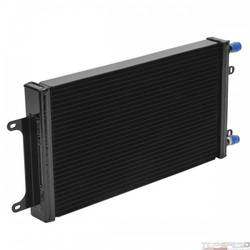 HEAT EXCHANGER SC UNIVERSAL 20in.x10.75in.x2.12in. DUAL PASS SINGLE ROW RAW FINI