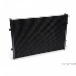 HEAT EXCHANGER SC UNIVERSAL 24in.x16.5in.x2.12in. DUAL PASS SINGLE ROW BLACK