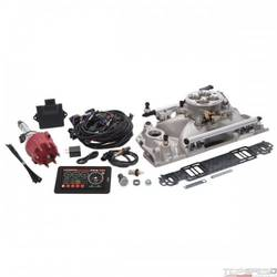 PRO FLO 4 FUEL INJECTION KIT SEQUENTIAL PORT SBC 1986/EARLIER 550 MAX HP 29 LbHr