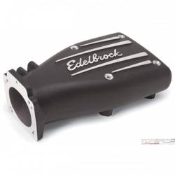 XX EFI INTAKE ELBOW 90MM BOX STYLE 4150 FLANGE FORWARD MOUNT BLK MINI TEXTURE FI
