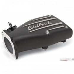 XX EFI INTAKE ELBOW 90MM BOX STYLE 4150 FLANGE SIDEWAYS MOUNT BLK MINI TEXTURE F