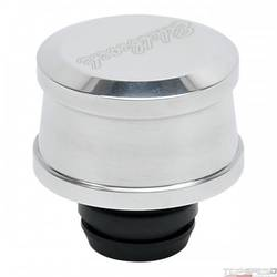 POLISHED ROUND PUSH-IN ALUM BREATHER FOR VC