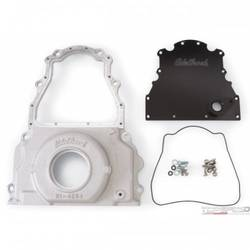 TIMING COVER 2004-07 GM LS2 TWO PIECE