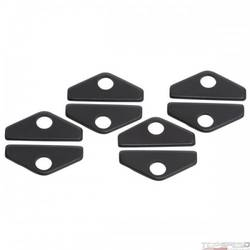 VC HOLD DOWN TAB KIT UNIVERSAL STEEL BLACK SET OF 8