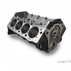 ENGINE BLOCK GM BBC SIAMESE 4.50in. BORE 9.80in. DECK HEIGHT CAST IRON 2pc REAR
