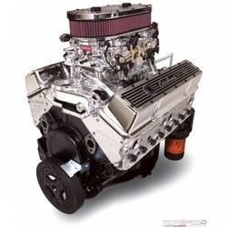 PERFORMER DUAL CARB CRATE MOTOR