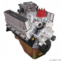 CRATE ENGINE EDEL/FORD 9.5:1 PERF RPM 347 FRONT SUMP AS CAST
