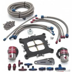 NITROUS UPGRADE KIT VICTOR JR SQUAREFLANGE (FROM PERF RPM TO VICTOR JR)