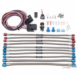 NITROUS SYS UPGRADE KIT 2-STAGE VICTOR JR. DOMINATOR FLANGE
