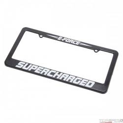 LICENSE PLATE SUPERCHARGER