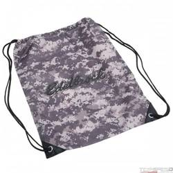 BAG CINCH TOTE DIGITAL CAMO W/BLK EDEL LOGO