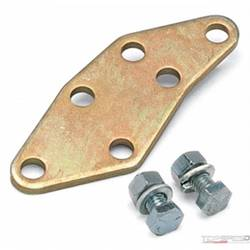 CABLE PLATE 351-W, GOLD FINISH