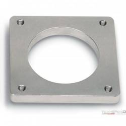 XX SPACER/ADAPTER, 75MM 1/2in. THICK FOR UNIVERSAL THROTTLE BODIES