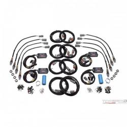 XX MONITOR, 8 CHANNEL WIDE BAND AIR FUEL RATIO KIT QD2
