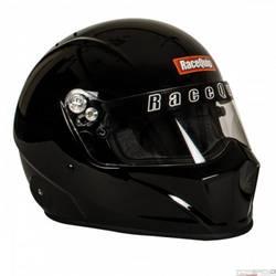 RaceQuip VESTA15 Full Face Helmet Snell SA-2015 Rated, Gloss Black Small