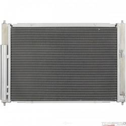 Radiator And AC Condenser Assembly