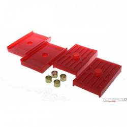 LEAF SPRING ISOLATORS