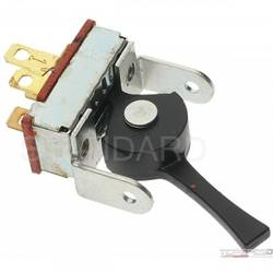 A/C And Heater Blower Motor Switch