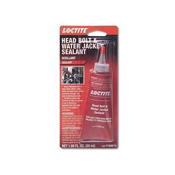 Loctite Head Bolt and Water Jacket Sealant - 50 ml Tube