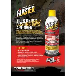 Blaster Penetrating Catalyst 4 Pack