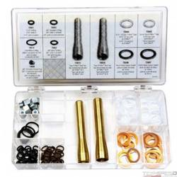 Cmplt O-Ring/Seal Assort & Tool Inst Kit