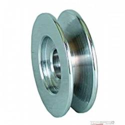 Chrome Alternator Pulley