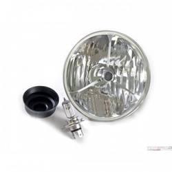 7IN CLEAR HALOGEN TRI-BAR LAMP