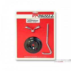 65-67 SPARE TIRE MOUNTING KIT