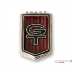 65 GT FENDER EMBLEM
