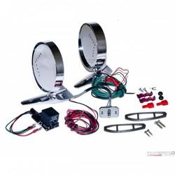 64-66 REMOTE MIRRORS W/LED T/S