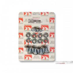 64-70 STD. BUMPER BOLT KIT