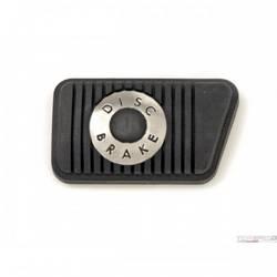 65-73 DISC BRAKE PEDAL PAD STD