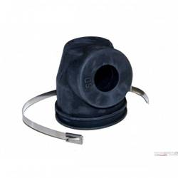 POWER STEERING CYL BOOT& CLAMP