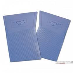 65-6 PONY FLOOR MATS DRK BLUE