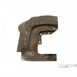 67-68 RH FRT SPLASH SHIELD(DEL